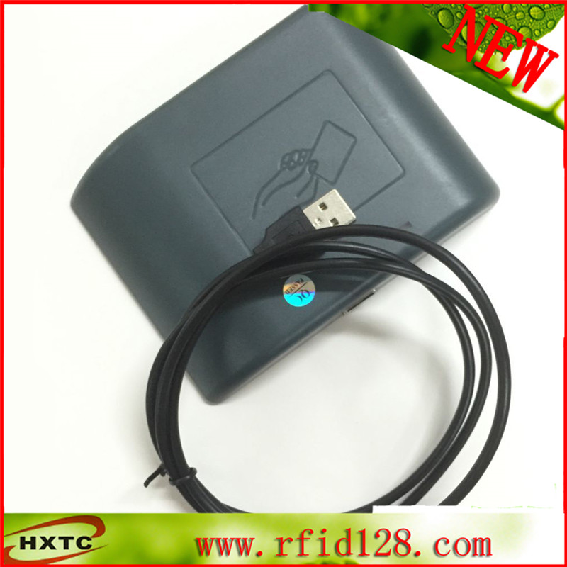 Free Shipping 125KHz USB Proximity Sensor Smart rfid id Card Reader For EM4100&TK4100 Card/Tag No Need Driver pnp usb 10 hexadecimal 10 digit number 125khz id card reader proximity sensor smart rfid id card reader em4100 em4200 em4305