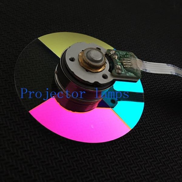 ФОТО Wholesale Original DLP Projector color wheel  for Sharp PG-MB60X  Color wheel