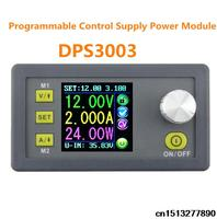 5pcs DPS3003 Step down Programmable Constant Voltage current meter DC supply power Ammeter converter voltmeter Upgraded 10%off