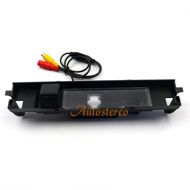 Car Rear View parking reverse camera for Toyota Yaris RCD-912