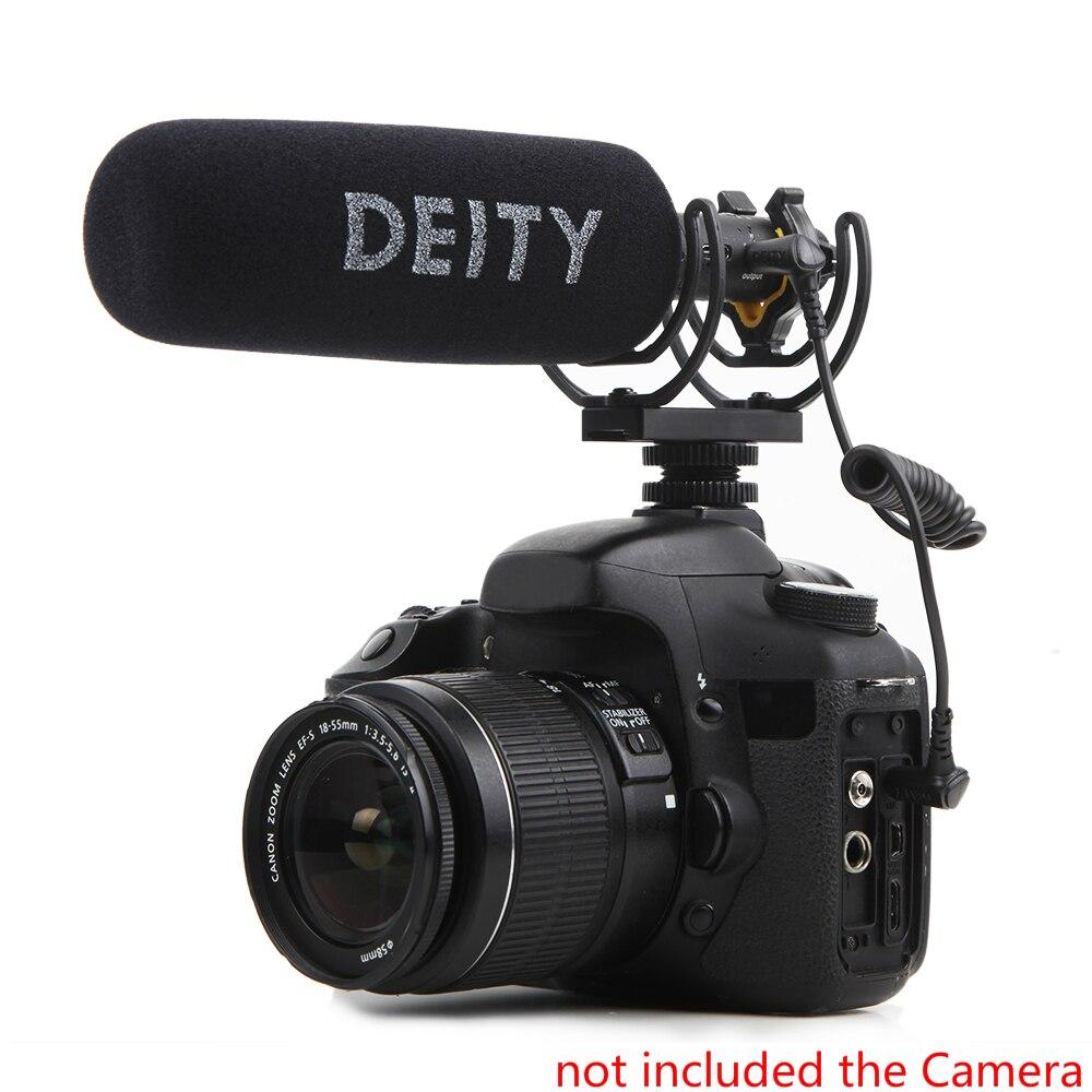 Deity Microphone V Mic D3 Pro Super cardioid Polar Pattern 15dBA SNR Microfone MIC Studio Microphone