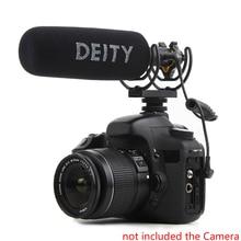 Микрофон Deity v mic D3 Pro, суперкардиоидный Полярный узор, 15dBA SNR микрофон, Студийный микрофон, конденсаторный микрофон для записи