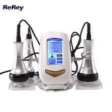 Для домашнего использования 40K кавитация ультразвуковая машина для похудения мутиполярная RF для лица Радиочастотное омоложение лица для похудения