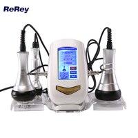Home Use 40K Cavitation Ultrasonic Weight Loss Machine Mutipolar RF Face Radio Frequency Facial Rejuvenation Body Slimming Sap