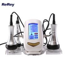 Máquina ultrasónica de cavitación 40K para pérdida de peso, rejuvenecimiento de la piel, RF Multipolar, estiramiento de la piel, antiarrugas, adelgazamiento corporal