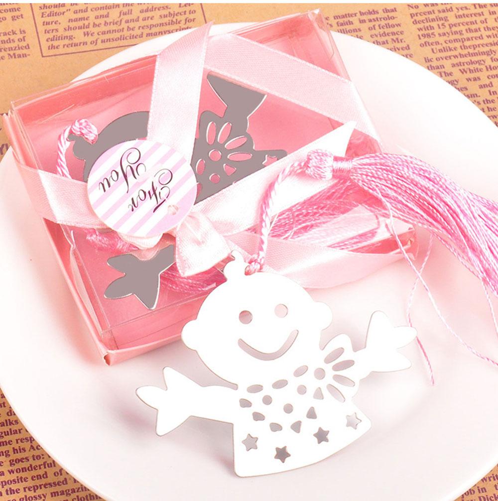 Metal craft creative Cute baby bookmark Party supplies romantic ...