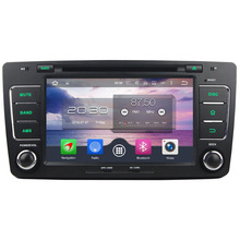 Octa Core 4GB RAM 32GB ROM Android 6.0.1 Stereo Autoradio Car Radio Audio Multimedia DVD Player For Volkswagen Octavia 2005-2017