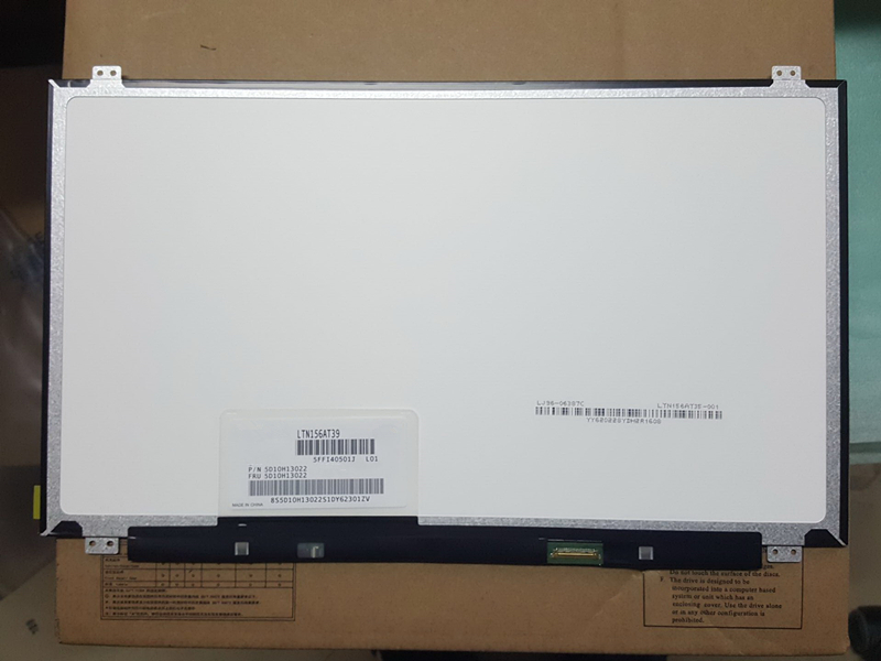High quality A+ 15.6 Laptop LCD Screen For Dell Latitude 15 E5570 LED Matrix 30Pins Slim 1366*768 30pins high quality a 16 lcd screen ltn160at01 for acer aspire 6920g 6930g 6935g screen panel 1366 x 768
