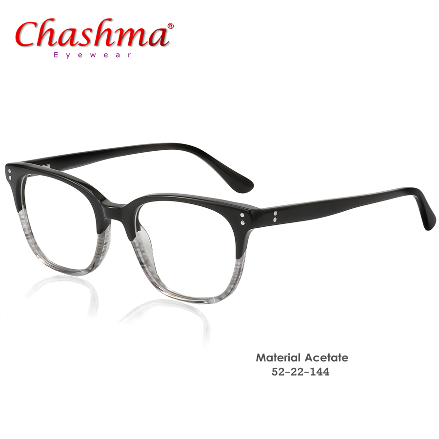 Vintage lunettes optiques cadre Gregory Peck rétro lunettes pour hommes et femmes lunettes en acétate cadres myopie lunettes lentille