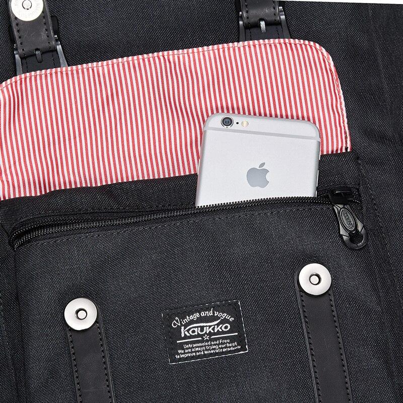 Backpack Women's Vintage Students Backpack 17