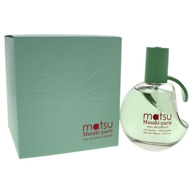 Masaki Matsushima W-8908 2.7 oz Masaki Matsushima Matsu EDP Spray for Women davidoff echo w edp 30