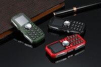 2017 New English Version Mini Smart 2G LED Hand Fidget Spinner Phone Metal 9cm 2 Sim