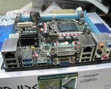 Minix h61m-usb3 b3 usb3.0 dual network card itx h61 motherboard