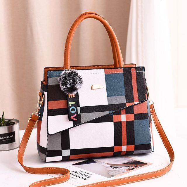 Top-Handle Women Luxury Bag
