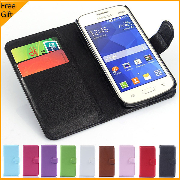 Luxury Wallet Leather Flip...