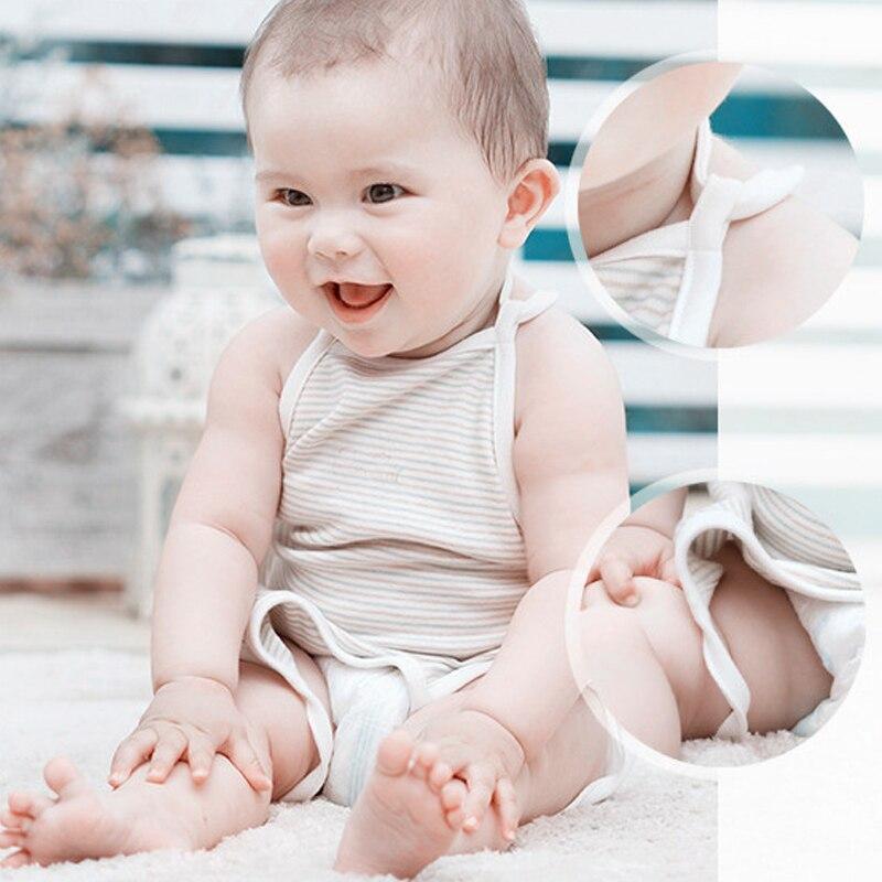 ộ_ộ ༽Y146 envío gratis algodón orgánico recién nacido bebé incluso ...