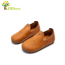 2020 New Autumn Girls Shoes Fashion Soft Slip-on Kids