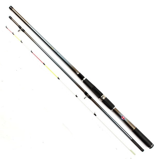 Albacore Raft Rod with soft and sensitive tip