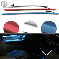 Car Styling led decorative trims light ambient lights interior door panel atmosphere lamp lighting upgrade for BMW F30/F35