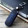 car key cover key chain for mazda 3 axela 2014 2016 mazda 6 atenza 2014 2017 bag car key case genuine leather