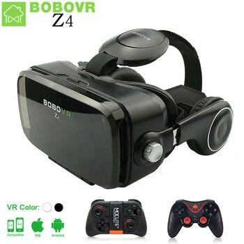 VR BOX 2.0 BOBOVR Z4 mini VR Glasses Virtual Reality goggles 3D glasses google Cardboard bobo vr headset For 4.3-6.0 smartphone