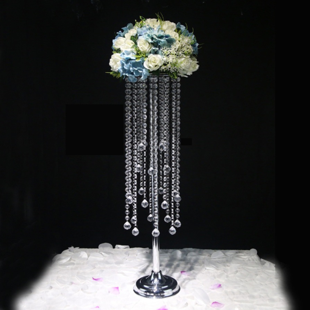Online Get Cheap Crystal Wedding Centerpieces -Aliexpress