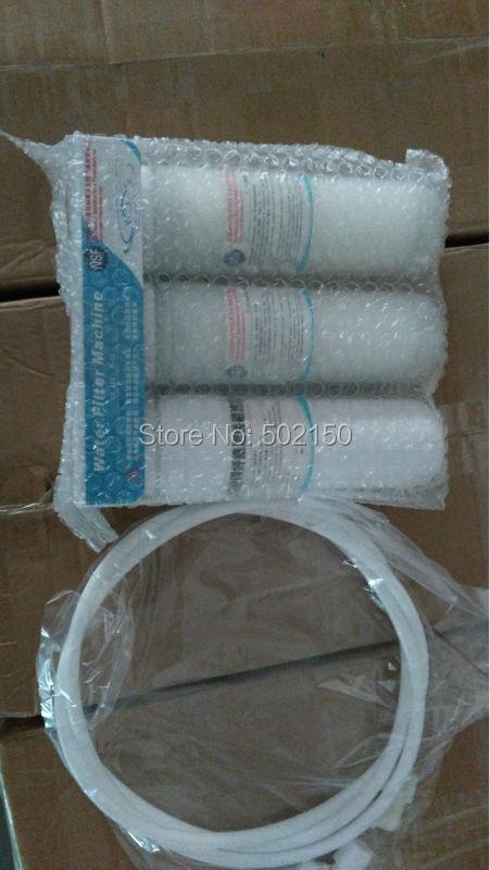 10pcs a lot ,3-stage prefilter aqua water filter replacement part зеркало evoform primary 50х60 см со шлифованной кромкой by 0006