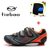TIEBAO Cycling Shoes Men Road Bike Shoes add cycling underwear Bicycle Sport Shoes zapatillas deportivas hombre superstar shoes