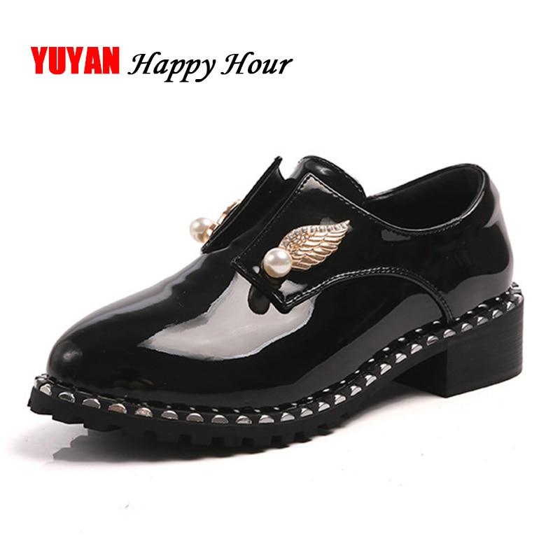 Doux Marque Appartements Luxe Chaussures Mode Femme En De Black Cuir q8P1wZq
