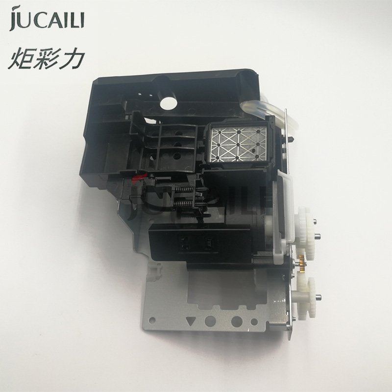 Jucaili Original for <font><b>Epson</b></font> DX5 ink pump assembly stylus Pro <font><b>7880</b></font> 9880 9800 Mtuoh RJ-900 VJ-1604 <font><b>print</b></font> <font><b>head</b></font> clean unit image