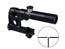 New Arrival Tactical 3.5*20 Military Rifle Scope For M18913 OPU Series Used For Hunting BWR-018