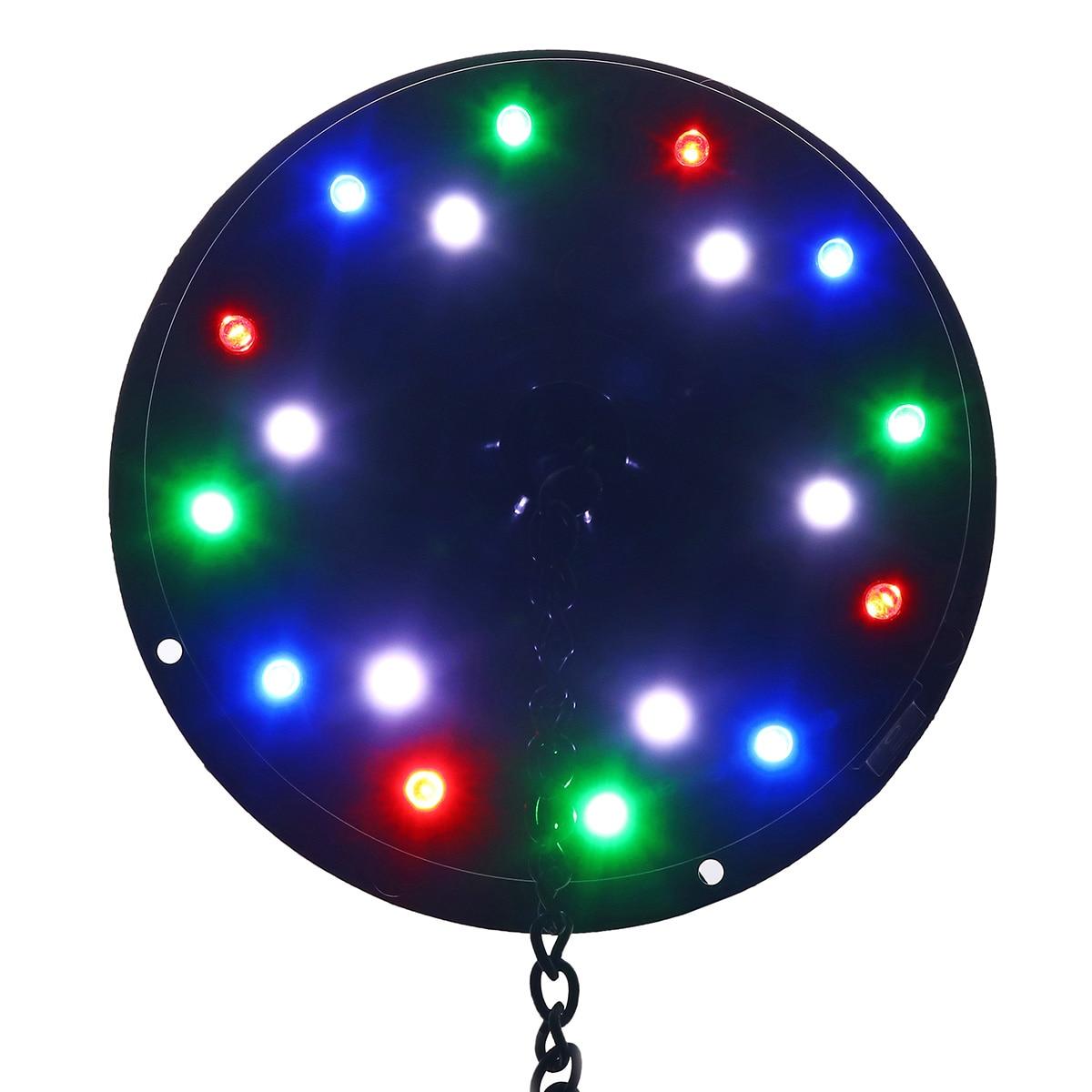 reflexão bola pendurado para disco dj festa luz