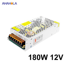 Schalt Netzteil 12 v 15a 180 watt 12 v Netzteil Transformator Ac 220 v zu 12 v Dc led Netzteil 12 v Fuente De Alimentacion