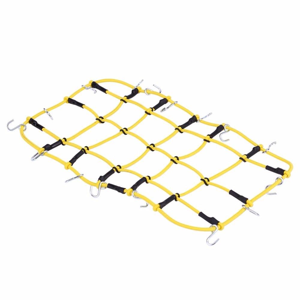 Venta caliente RC Modelo de Coche Rock Crawler Nylon Elástico de - Juguetes con control remoto - foto 4