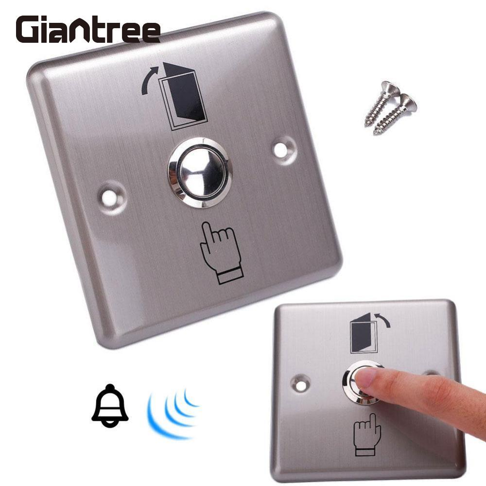 Giantree New Doorbell button switch Doorbell sensor Push Release ...