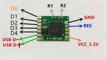Suporte de carga de pagamento automático de rcm, dongle sx/os renx rajnx para ns switch