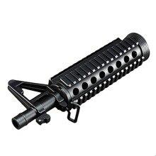 Jinming 8s M4A1 Original espina de pescado para transmisor de bala de agua modificado negro características: .100% nuevo y de alta calidad.