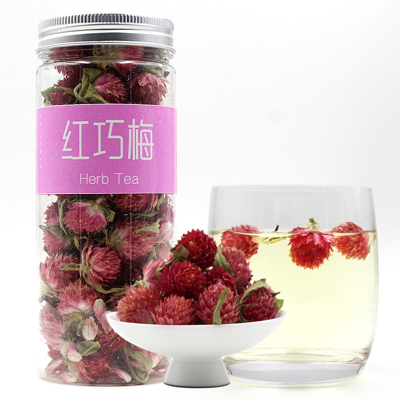 Herbal tea red plum tea Qiao thousand days Black Tea canned