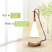 New Wireless Bluetooth Speaker Bulb LED Lamp 110V 220V Smart Led Light Music Player Audio Led table lamp speaker