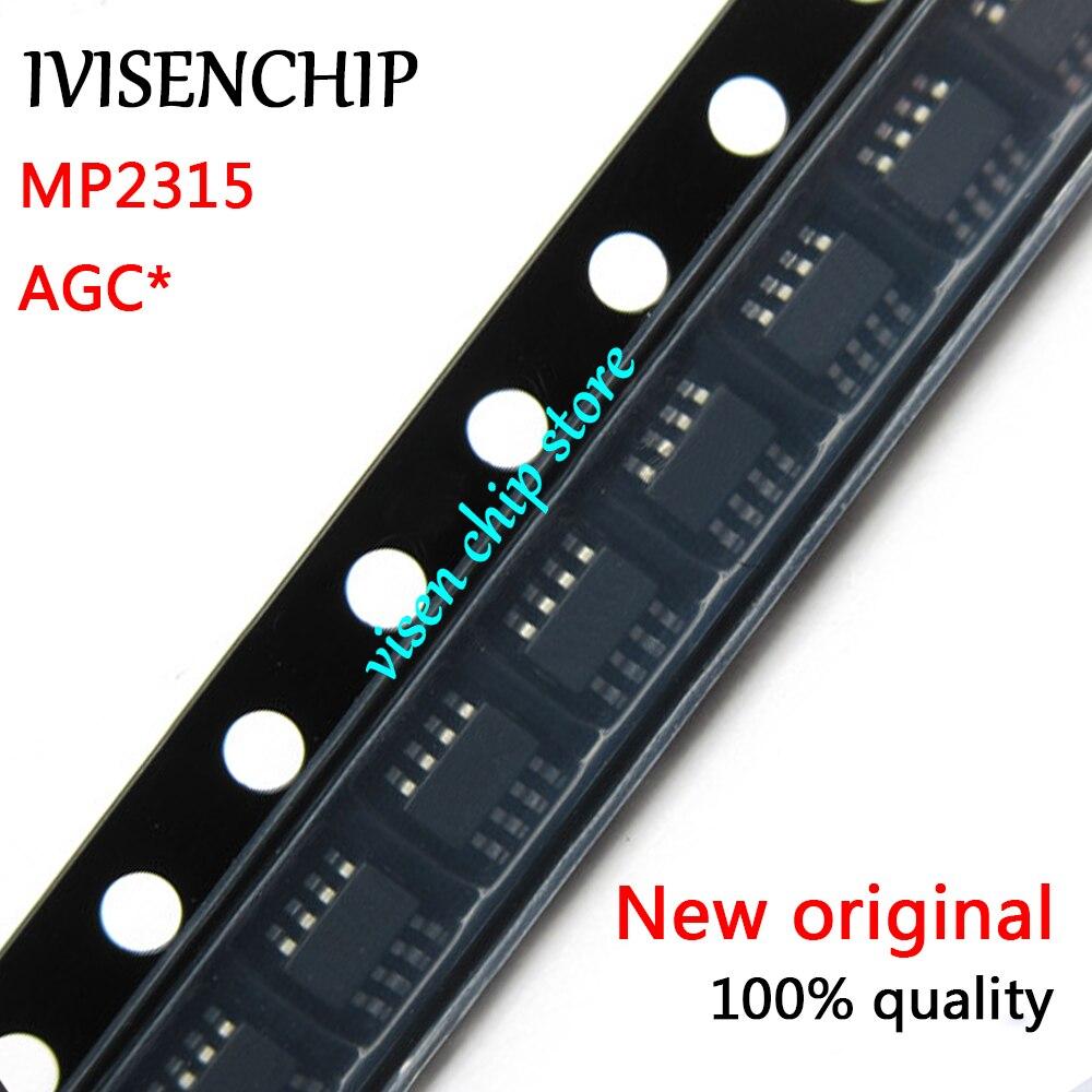 5-10pcs MP2315 MP2315GJ MP2315GJ-LF-Z MP2315GJ-LF (AGCD AGCE AGCH AGC...) SOT23-8