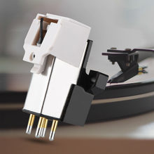 Magnetic Cartridge Stylus with LP Vinyl Needle for Turntable Record Player(China)