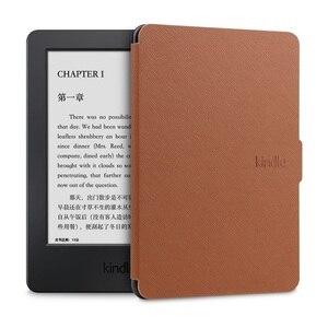 """Image 4 - Eunaimee e book Trường Hợp PU Leather Slim Mỏng bảo vệ cho Kindle Paperwhite 6 """"Trường Hợp Bìa"""