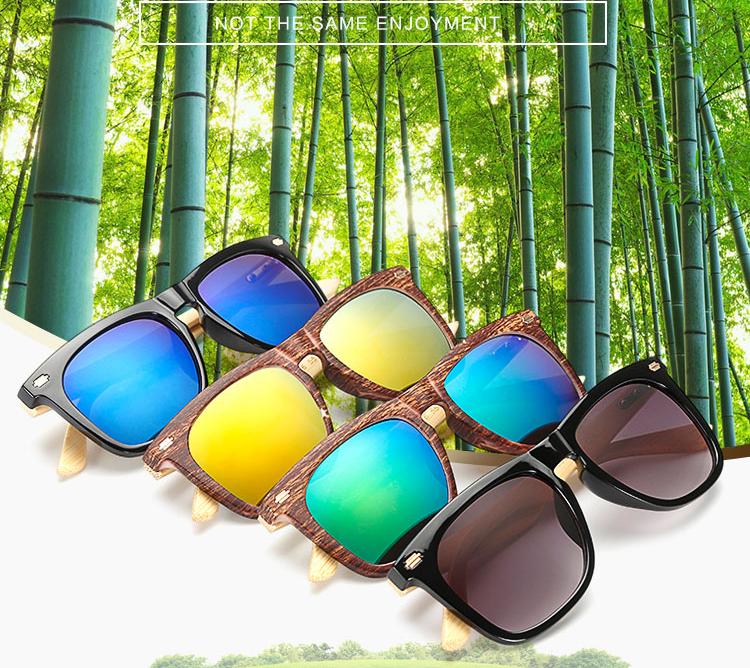 eae61e4cee Compre FOENIXSONG Moda Óculos De Sol Para Homens Homem Espelho De ...