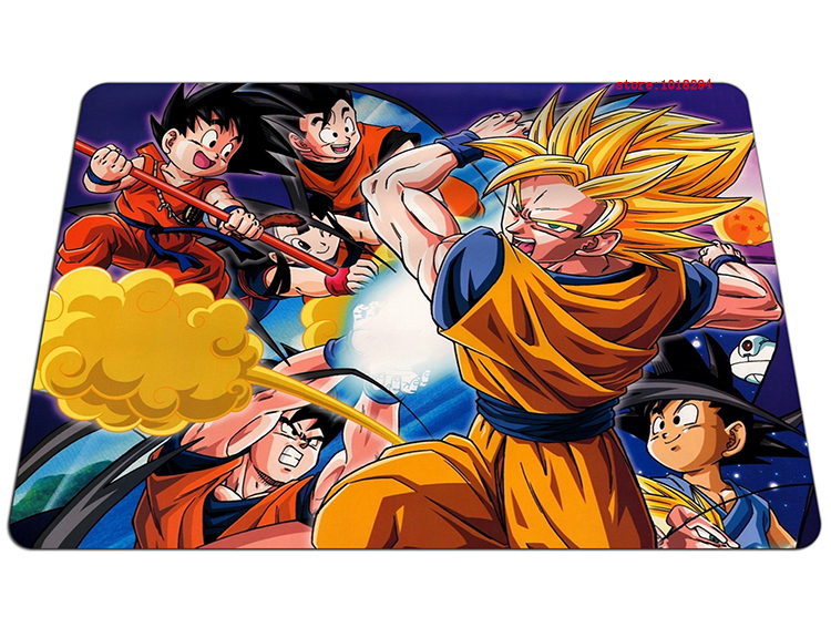 Dragon Ball mouse pad cheapest mousepad laptop Dragon Ball Z mouse pad gear notbook computer anime gaming mouse pad gamer