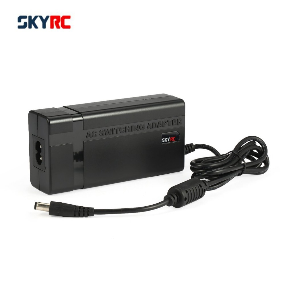 SKYRC adaptador de fuente de alimentación AC/DC 15 V 4A 60 W para RC modelo de juguetes batería cargador del Balance de IMAX b6 IMAX B6 MINI enchufe de la UE