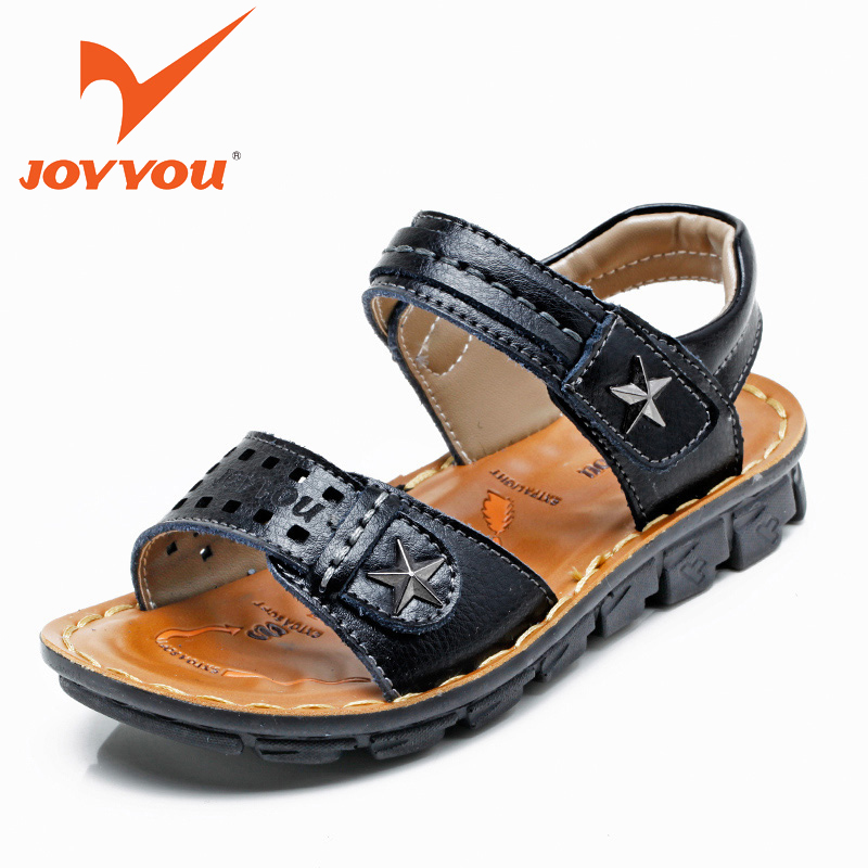 JOYYOU Brand Summer Beach Slippers Kids Shoes Boys Girls School Sandals Children Teenage Footwear Baby For child Fashion Shoes joyyou brand kids sandals baby boys girls beach sandals star rivets children shoes little boys summer shoes open toe sandalias