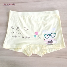 Girl Underwear Panties 2017 Kids Underpant Cotton Rabit underwear for baby girls M-XL 3-8Y 1 pc little girl elastic panties  710