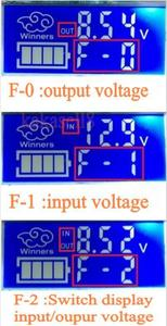 Image 5 - ブースト Dc Dc コンバータ CC CV 10 v 32 V に 10 60V 10A 150 ワット 12V 24V 23V 36V 48V led ドライババッテリーソーラー充電