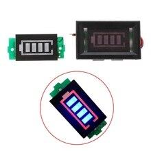 1S unique 3.7V niveau de puissance batterie au Lithium capacité bleu affichage indicateur Module