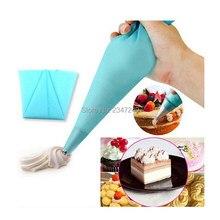 1 шт многоразовый силиконовый кондитерский мешок для глазури для крема декораторы для десерта инструменты для украшения торта кекса